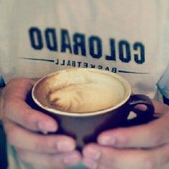 Photo taken at Caffè Sole by Eli P. on 8/4/2012