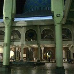 Photo taken at Masjid Nasional Al-Akbar by Ir. on 8/11/2012