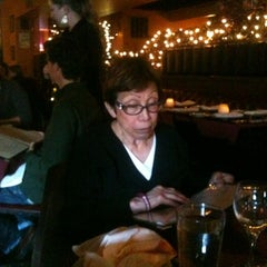 Photo taken at Lombardino's Restaurant by Nancy R. on 4/11/2012