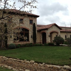 Photo taken at Duchman Family Winery by Jose M. on 3/13/2012