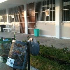 Photo taken at Facultad de Medicina by Fernando V. on 5/18/2012