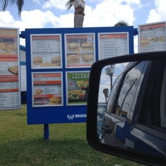Photo taken at Whataburger by Champagne F. on 8/25/2012