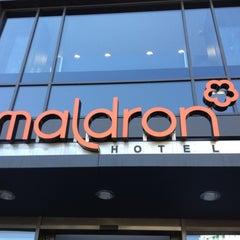 Photo taken at Clayton Hotel by Kuniko on 8/10/2012