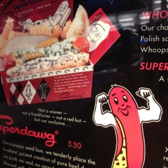 Photo taken at Superdawg Drive-In by SOBBY on 8/18/2012