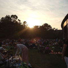 Photo taken at Tanglewood by grapefriend on 7/6/2012