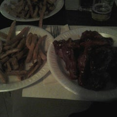 Photo taken at The Boston Hotel's Steak & Crabhouse by ICYUNV A. on 3/6/2012