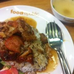 Photo taken at Food Republic (ฟู้ด รีพับลิค) by Kaka I. on 7/3/2012