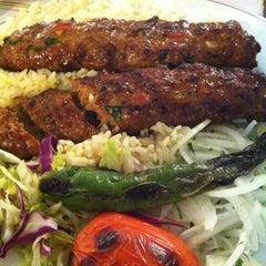 Photo taken at sahara restaurant Best Mediterranean food In Brooklyn NY by SunaKaradeniz❤ H. on 7/24/2012