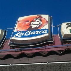 Photo taken at La Barca Restaurant by Shok on 5/27/2012
