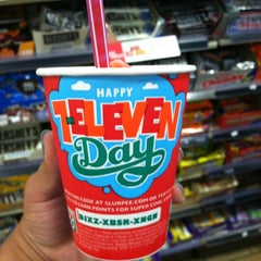 Photo taken at 7-Eleven by Kristin G. on 7/11/2012
