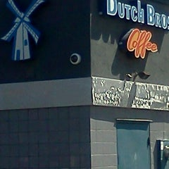 Photo taken at Dutch Bros. Coffee by Jamie B. on 4/5/2012
