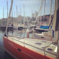 Photo taken at CYC - Cruising Yacht Club of Australia by Chris B. on 4/21/2012