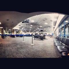 Photo taken at Terminal 7 by Matt M. on 5/24/2012