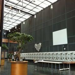 Photo taken at Haaga-Helia UAS by Polina V. on 7/3/2012