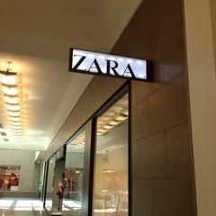 Photo taken at Zara by Ryan F. on 3/10/2012