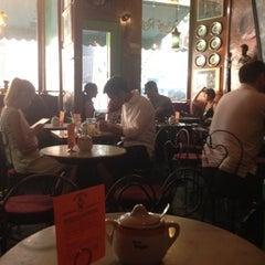 Photo taken at Caffe Reggio by alex l. on 8/2/2012