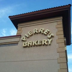 Photo taken at Pierre's Bakery by Helena J. on 7/25/2012