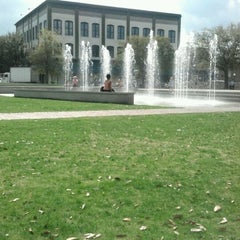 Photo taken at Ellis Square by Cary C. on 3/14/2012