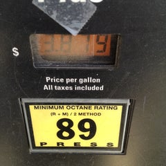 Photo taken at Sunoco by Jim L. on 3/6/2012