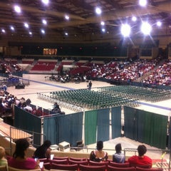 Photo taken at Show Place Arena by Khiala S. on 6/5/2012