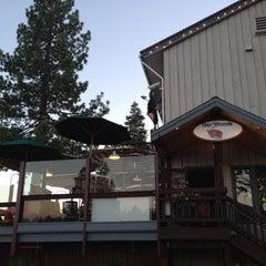 Photo taken at Gar Woods Grill & Pier by Shane B. on 7/8/2012