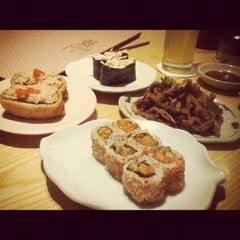 Photo taken at Sushi Tei by Sylvani M. on 7/31/2012