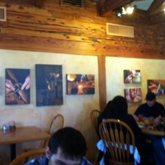 Photo taken at Cafe Homestead by Karina M. on 2/25/2012