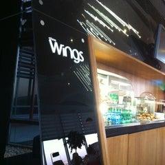 Photo taken at Wings Lounge by E.Sinan 👣 on 6/22/2012