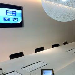 Photo taken at Qantas Business Lounge by Kimbo W. on 4/8/2012