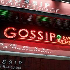 Photo taken at Gossip by Adam P. on 8/17/2012