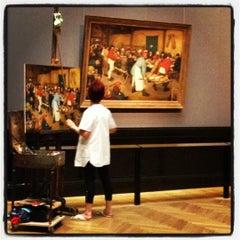 Das Foto wurde bei Kunsthistorisches Museum Wien von Olga B. am 8/17/2012 aufgenommen