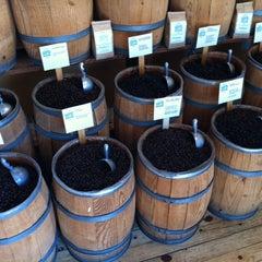 Photo taken at Hampton Coffee Company by Tony P. on 6/15/2012