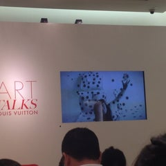 Photo taken at Louis Vuitton by Ayu W. on 7/27/2012