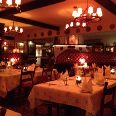 Photo taken at L'Auberge Chez Francois by Brian W. on 5/3/2012
