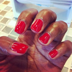 Photo taken at Wet Nail Bar by Ms. e. on 8/23/2012