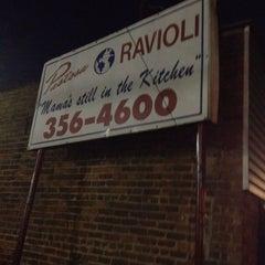 Photo taken at Pastosa Ravioli by Manuel B. on 2/20/2012