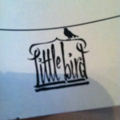 Photo taken at Little Bird Bistro by Ken O. on 2/17/2012