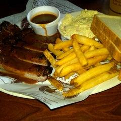 Photo taken at Dreamland BBQ by John K. on 8/11/2012