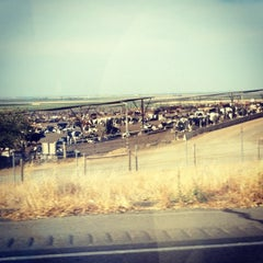 Photo taken at Harris Ranch Cattle Yards by Rob P. on 6/16/2012