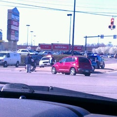 Photo taken at Walmart Supercenter by Erin C. on 3/27/2012