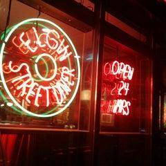 Photo taken at Elgin Street Diner by Xander S. on 7/13/2012
