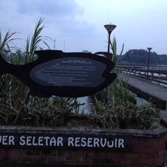 Photo taken at Lower Seletar Reservoir by Garrett on 9/4/2012