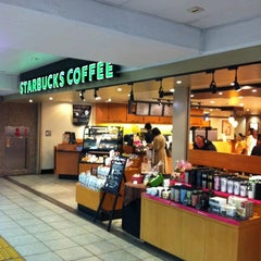 Photo taken at Starbucks Coffee ルミネ北千住店 by Takahito M. on 2/10/2012