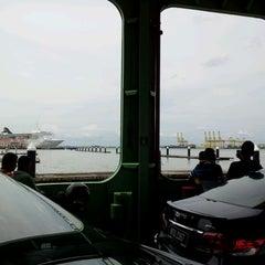 Photo taken at Butterworth Ferry Terminal (Pangkalan Sultan Abdul Halim) by Muhd Jais A. on 7/8/2012