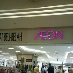 Photo taken at AEON Bukit Raja Shopping Centre by Azwan on 9/7/2012