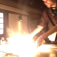 Photo taken at Genji Japanese Steakhouse - Dublin by Michael H. on 6/1/2012