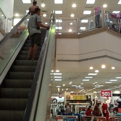 Photo taken at Debenhams Olympia by Mikhail M. on 6/23/2012