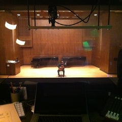 Photo taken at Music Building and Recital Hall (MRH) by Matt P. on 3/4/2012