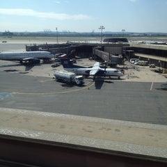 Photo taken at Gate A17 by John C. on 6/2/2012