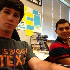 Photo taken at RHS Economics by Zachary P. on 4/16/2012